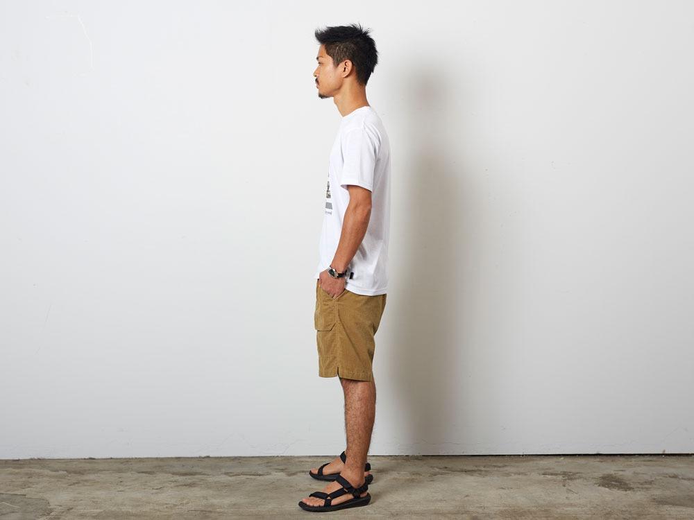 SummerCorduroyShorts XL Black2