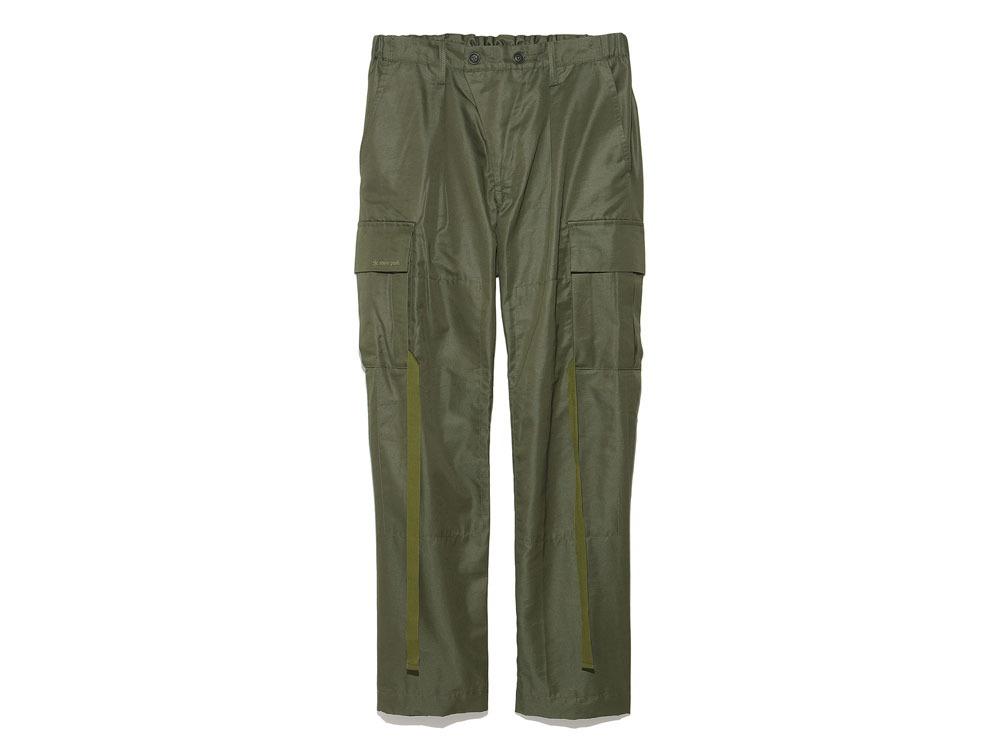 FR Cargo Pants 1 Olive0