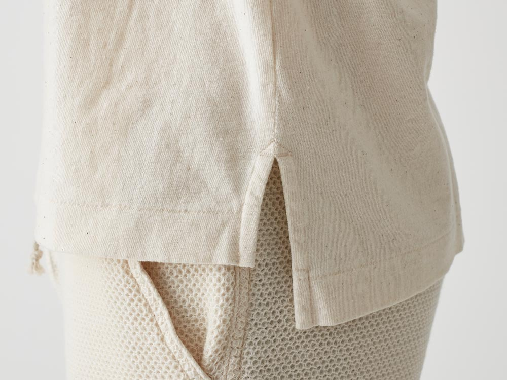 Organic WIDE Tshirt 1 M.Grey5