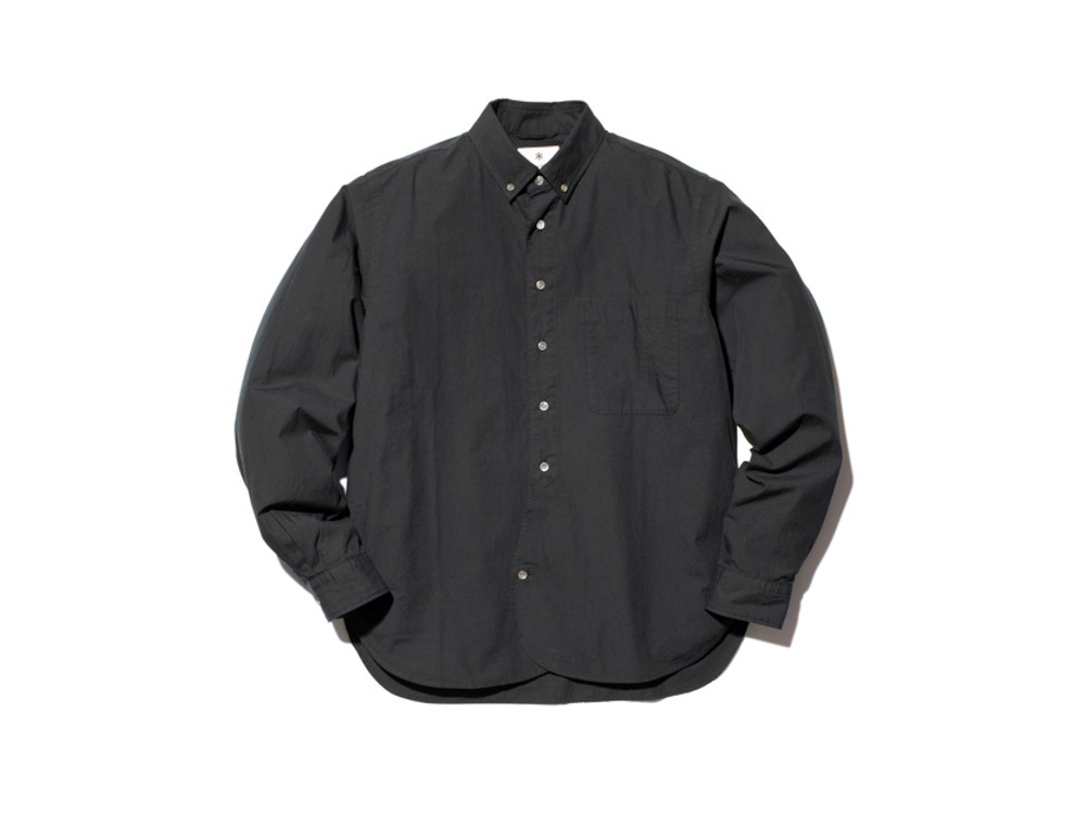 Ultimate Pima Poplyn BD Shirt XL Black