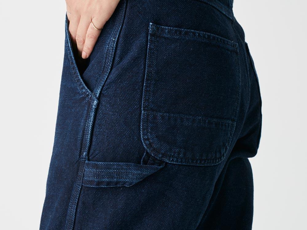 Okayama OX Pants L Indigo7
