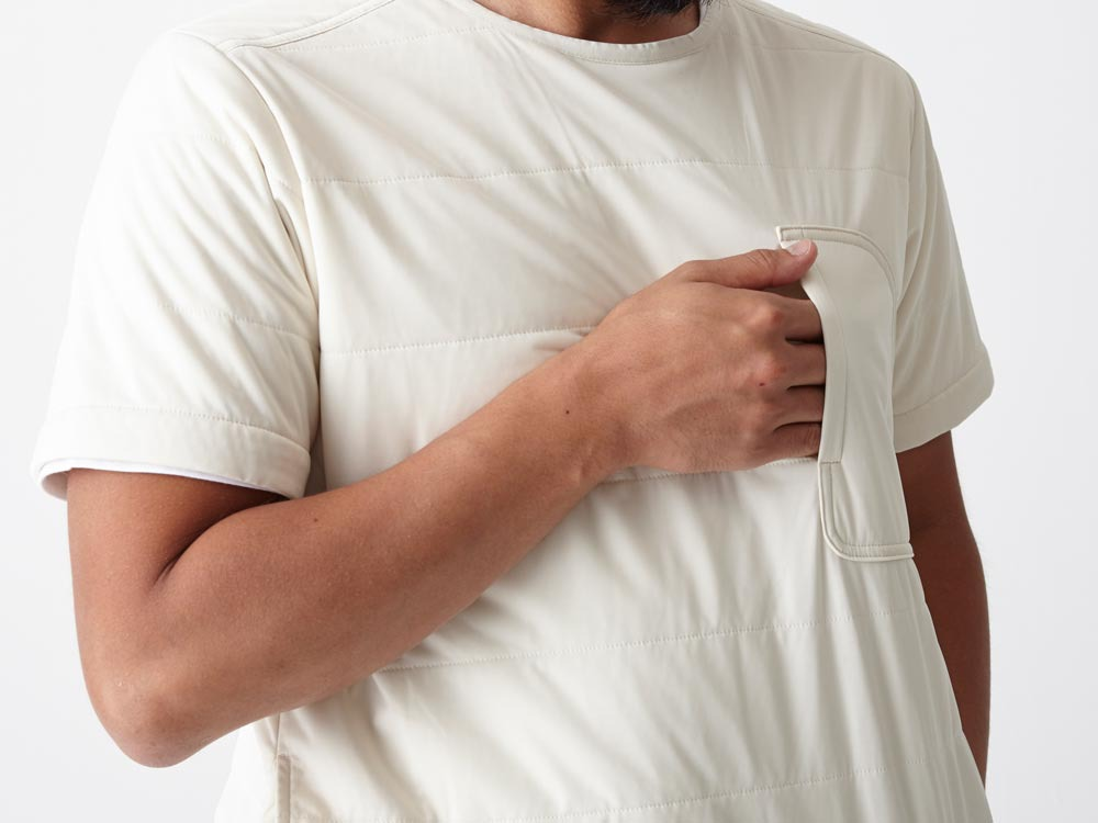 FlexibleInsulated H/Sleeve  M White4