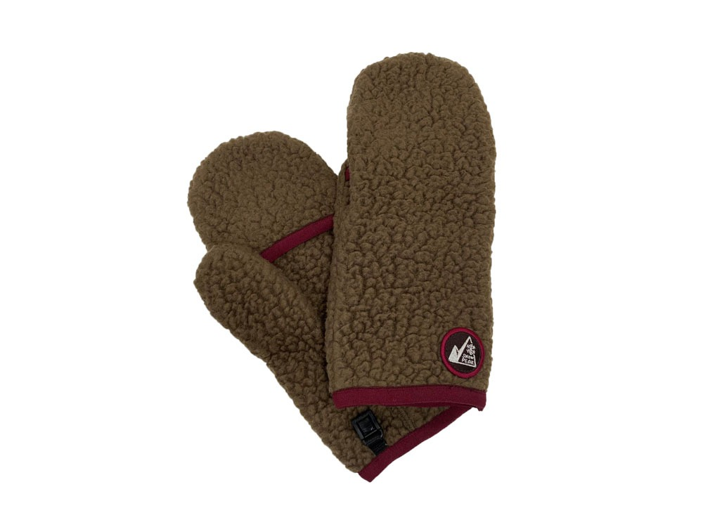 MM Thermal Boa Fleece Mittens One Pro.