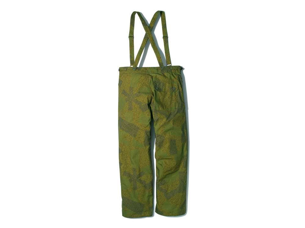 Printed Military Pants XXL Khaki1