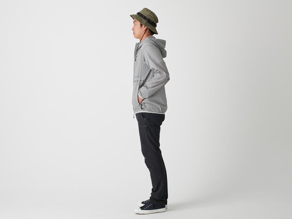 Rain&Wind Resistant Parka XL Grey2