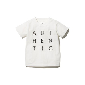 Kids Authentic Campstyle Tee 2 White