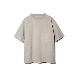 Heavy Cotton Tshirt M Beige