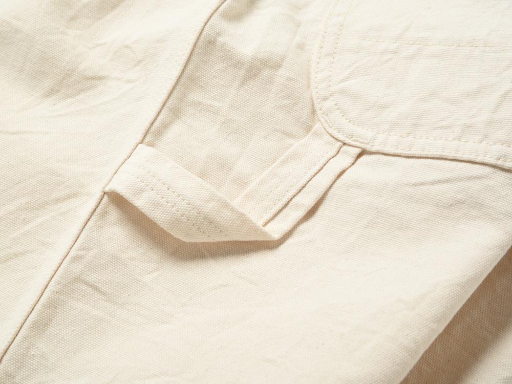 Okayama OX Pants M Ecru4