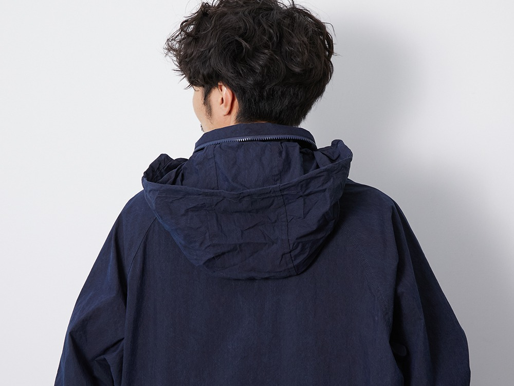 Indigo C/N Pullover L Ivory