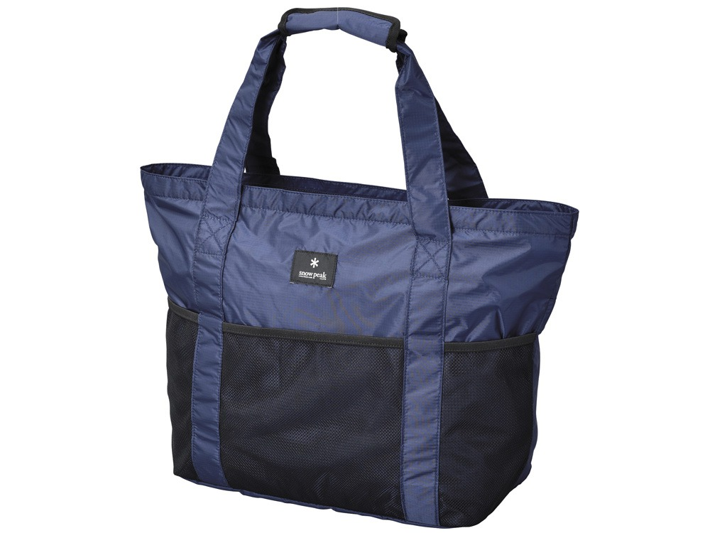 Pocketable Tote Bag Type02 Navy0