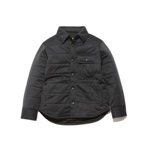 キッズフレキシブルインサレーションシャツ 1 ブラック