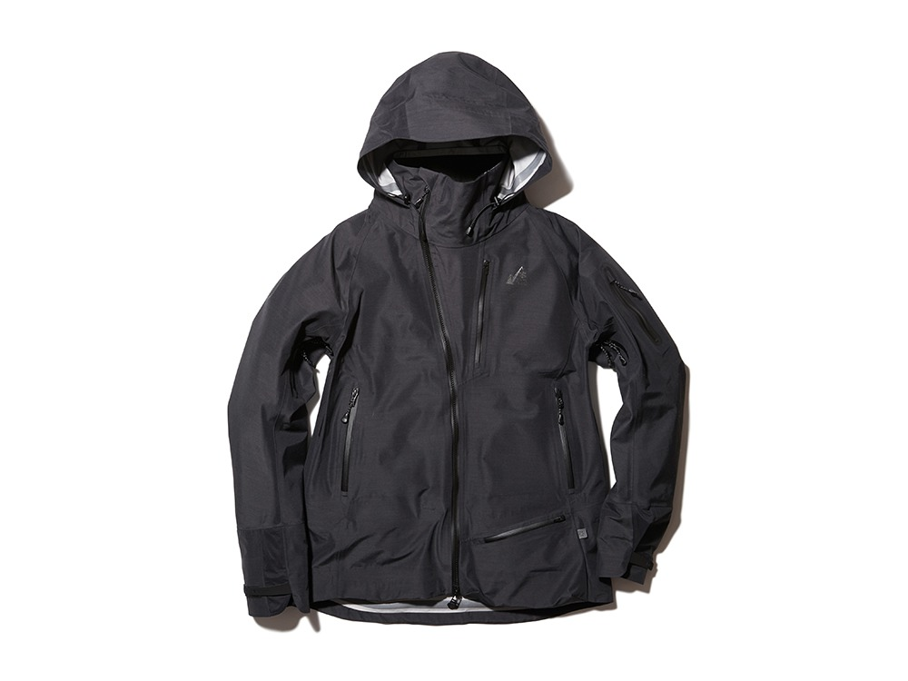 MM FR 3L Jacket XL Black