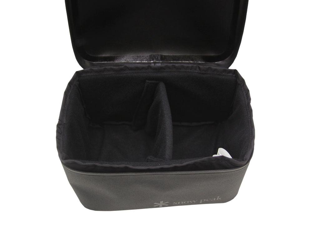 ウォーターレジスタンスツールボックス (M) ブラック