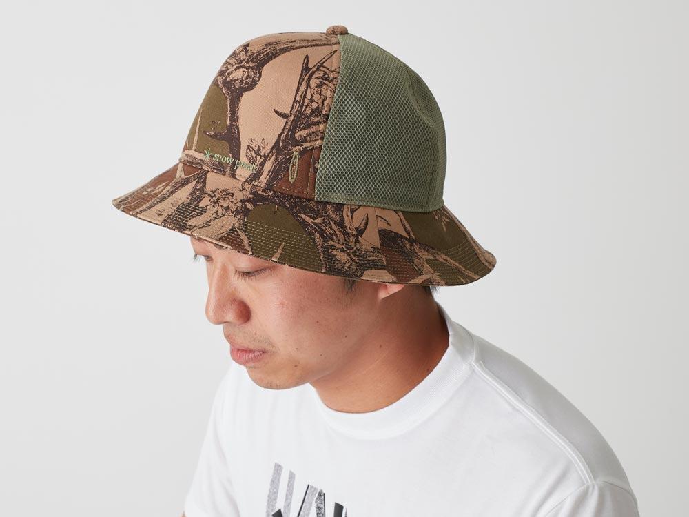 Mesh Hat 1 Brown1