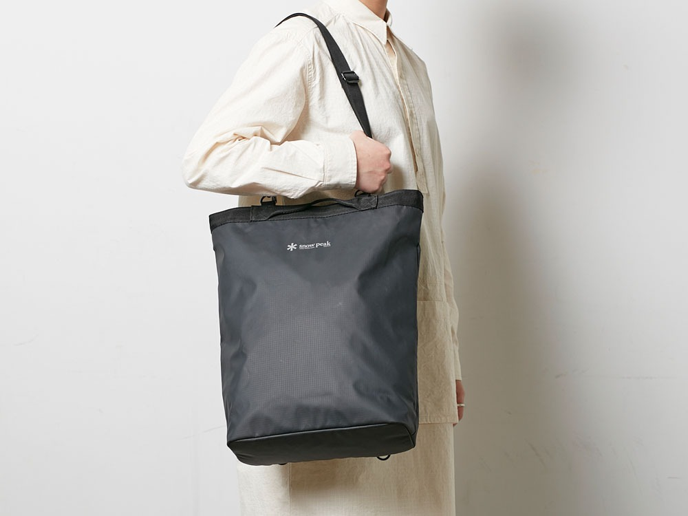 2way Tote Bagone Black4