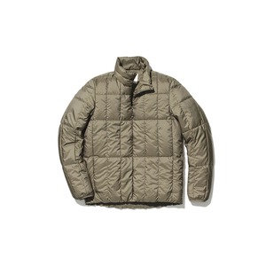 Recycled Middle Down Jacket 1 Olive