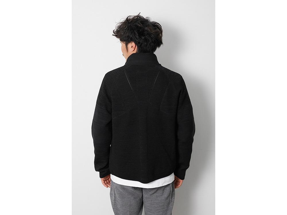WG Stretch Knit Jacket M Black