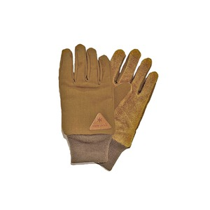 Camping Utility Gloves L Brown