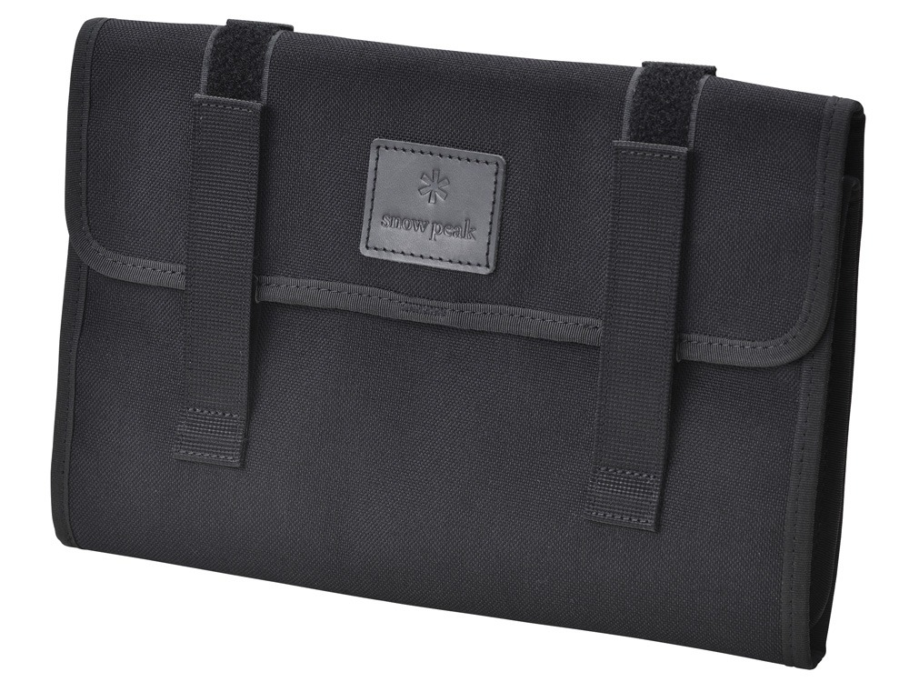 Day Camp System Roll Bag Black0