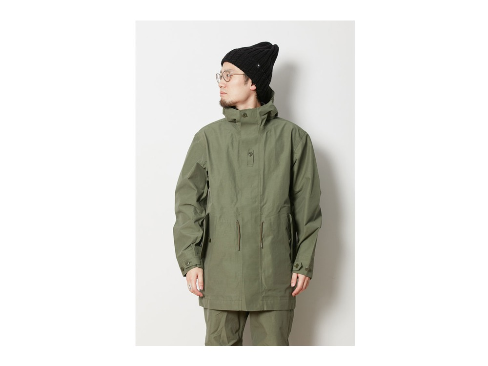 eVent C/N Rain Jacket L Black