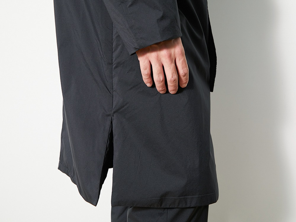 2L Octa Coat L Black