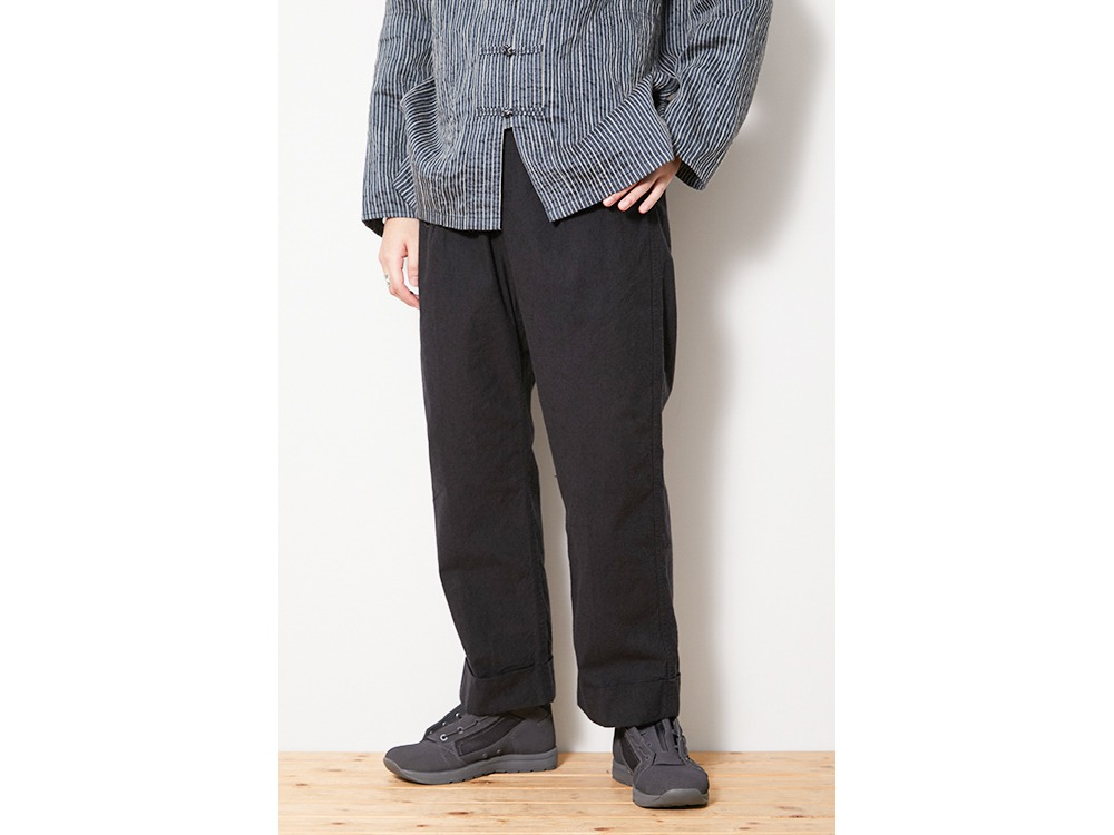 NORAGI Pants S Black