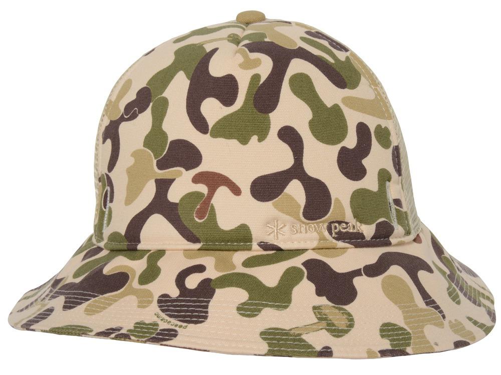 Mesh Hat 1 Beige1