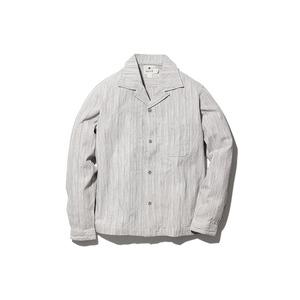 シジラ オープンカラーシャツ