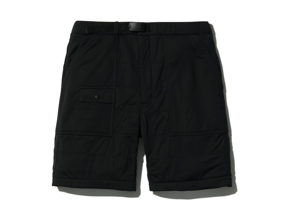 FlexibleInsulatedShorts XXL Black0