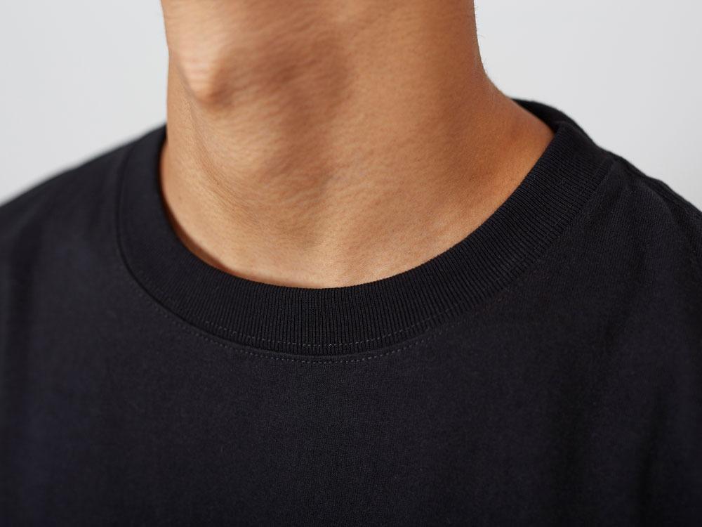 TypographicalTshirt#2 2 Black6