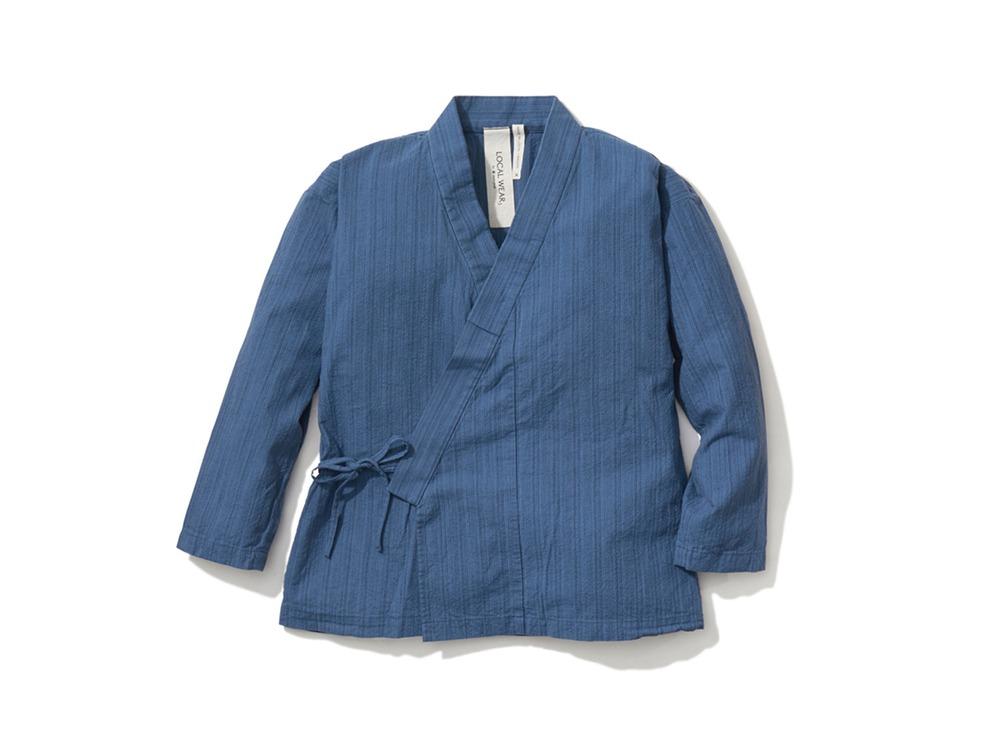 昔のワークジャケット(JIBAN)  M Blue