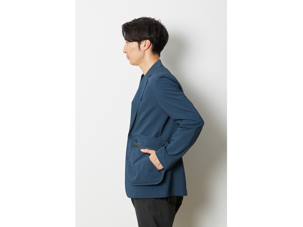 DWR LightWeight Jacket M BK3