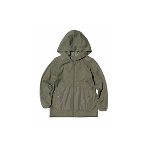 Kids Insect Shield Parka 2 Olive