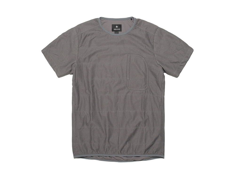 FlexibleInsulated H/Sleeve  L Grey0