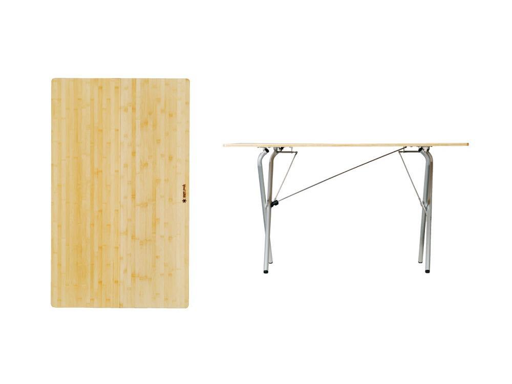 ワンアクションテーブルロング竹