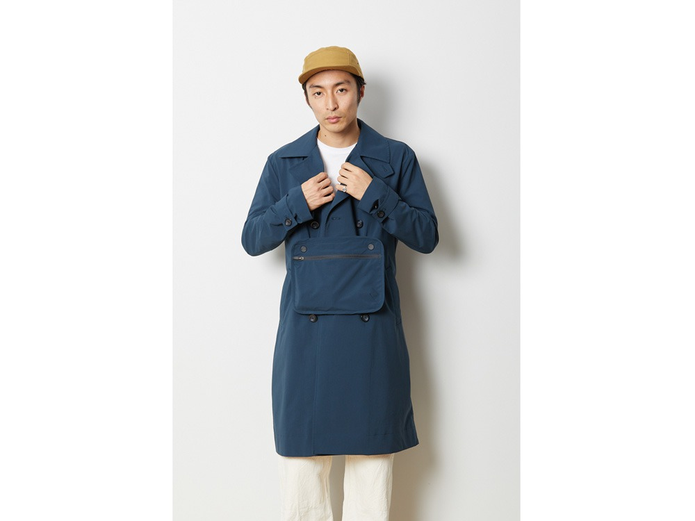 DWR LightWeight Coat M BK2