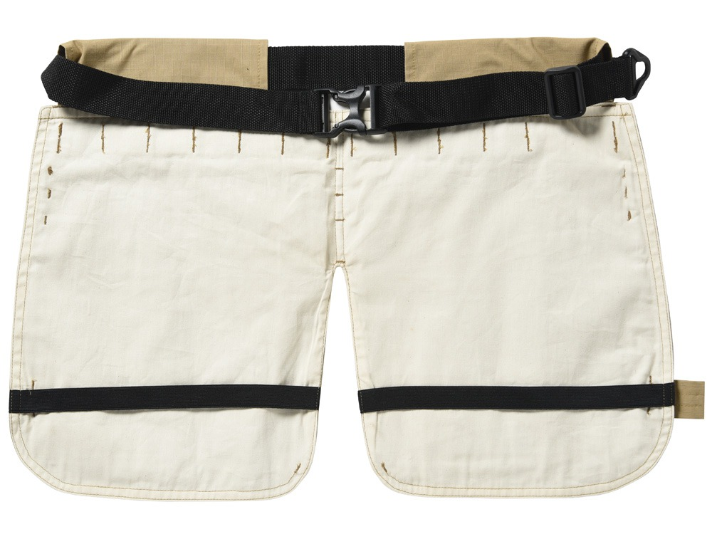Camping Utility Apron Beige1