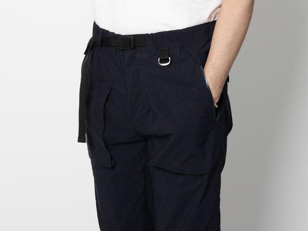 Indigo C/N Anorak Pants XL/L Black4