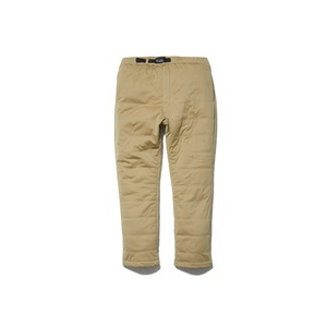 Flexible Insulated Pants L Beige