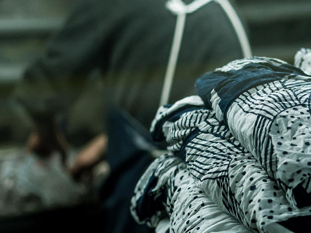 TENUGUI T-SHIRTS Nihon Batik