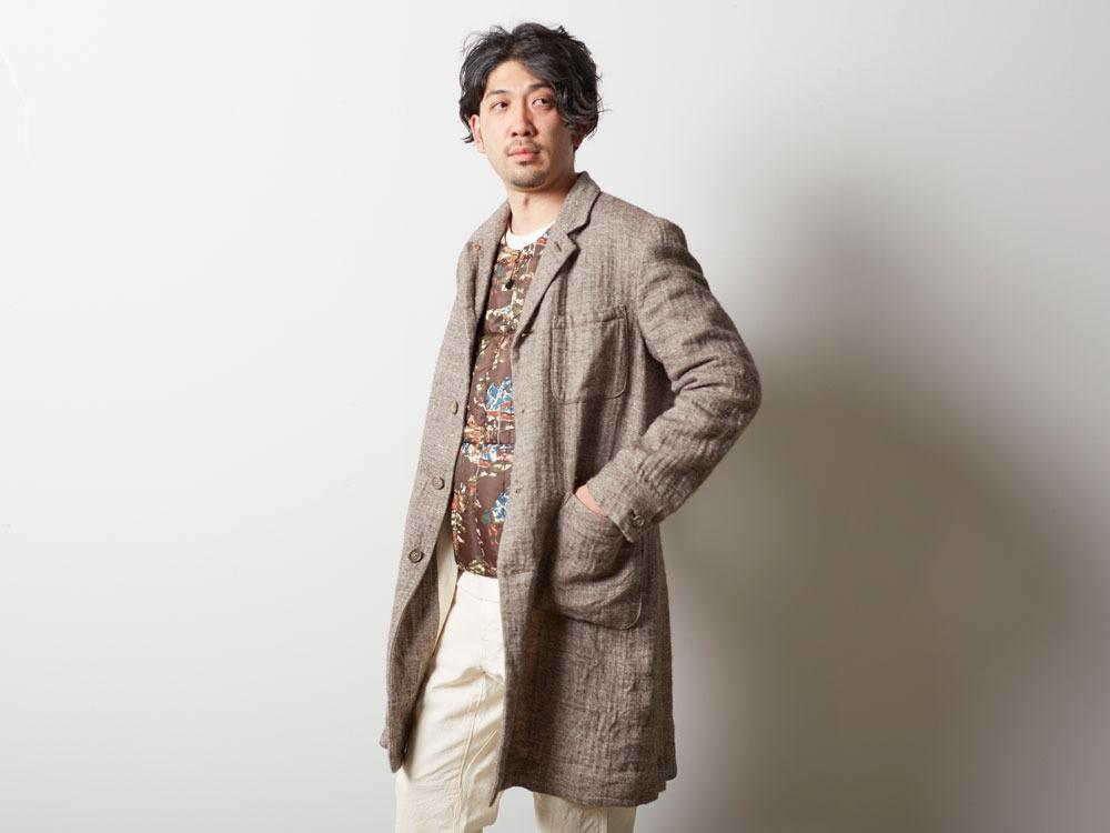 W/L Coat XXL Grey4