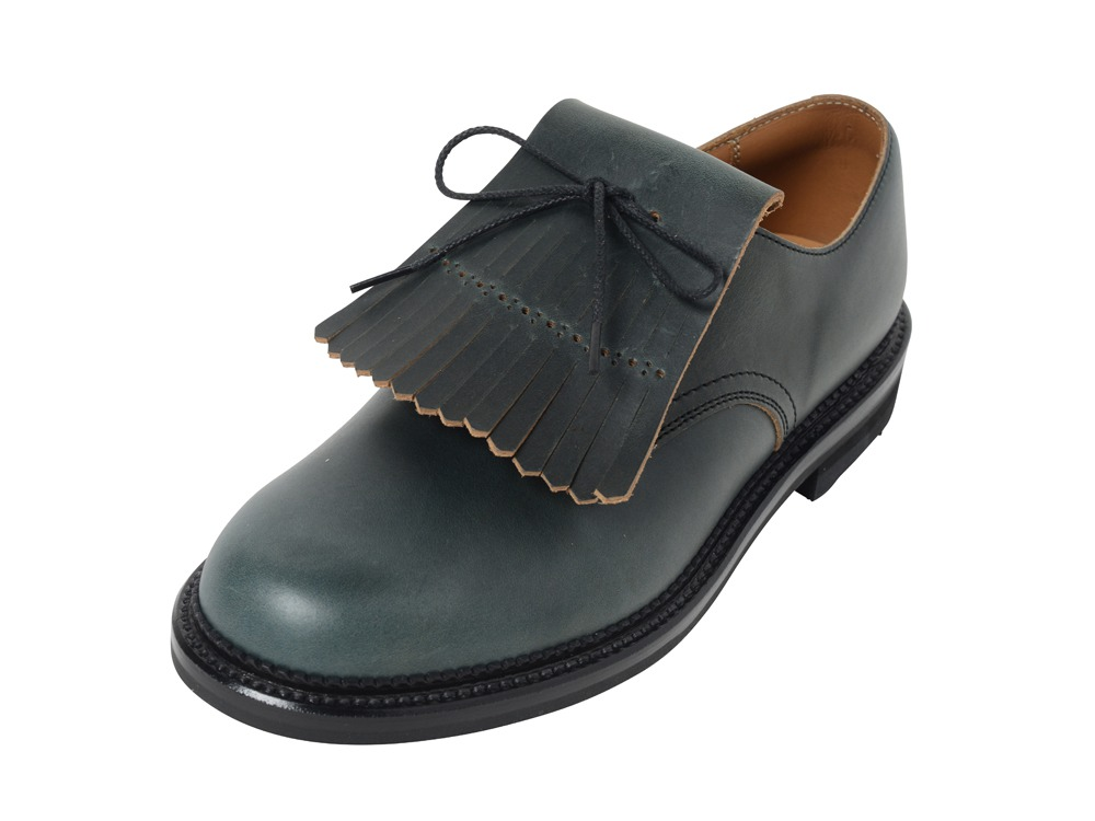 Dweller Oxford  Quilt Green4
