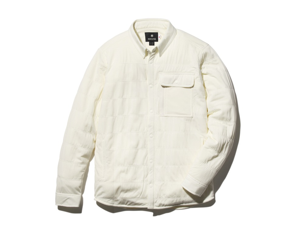 FlexibleInsulatedShirt 1 White0