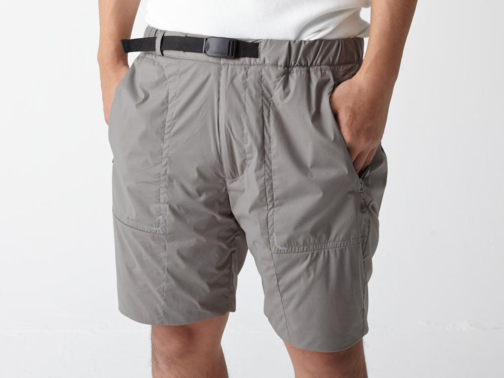 2LOcta Insulated Shorts XL Grey5
