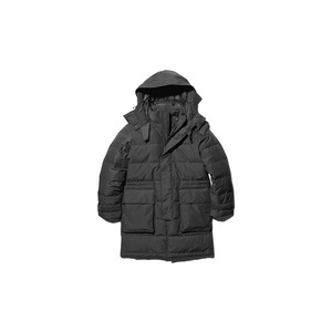 FR Down Coat L Black