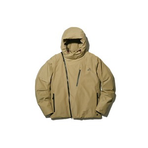 MM FR Riders Down Jacket L Beige