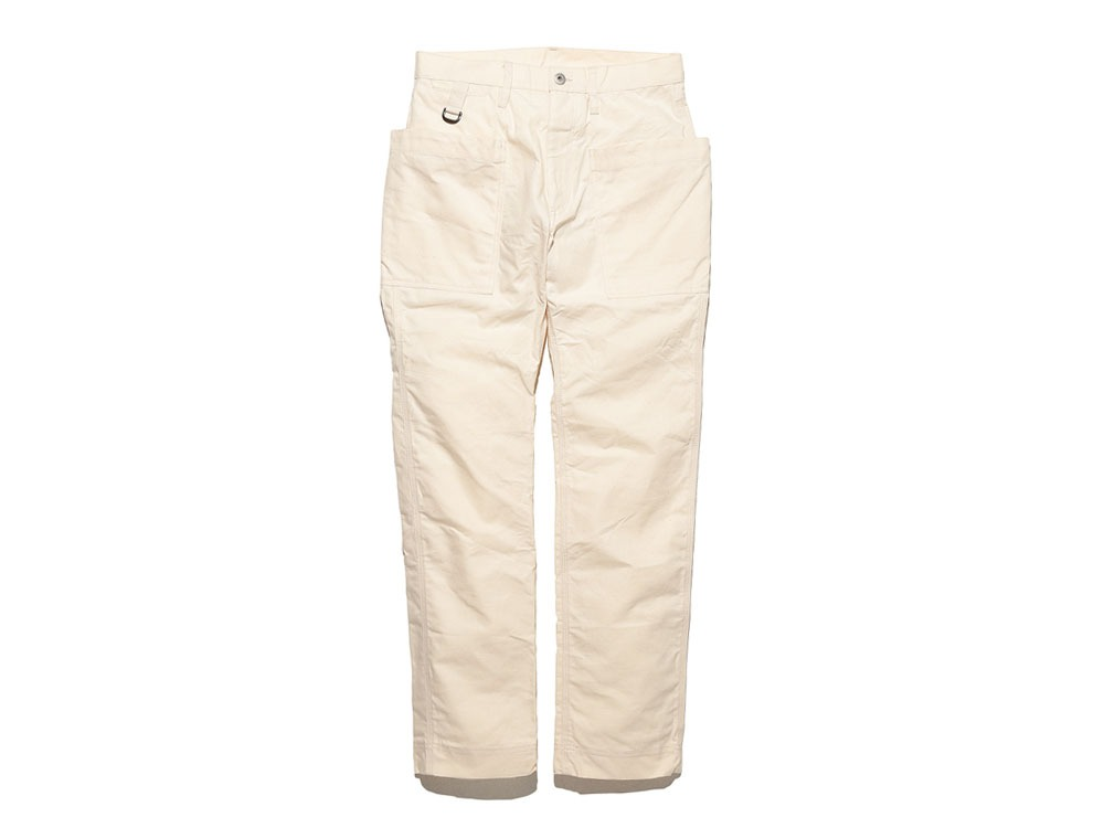 Takibi Pants #1 L Ecru0