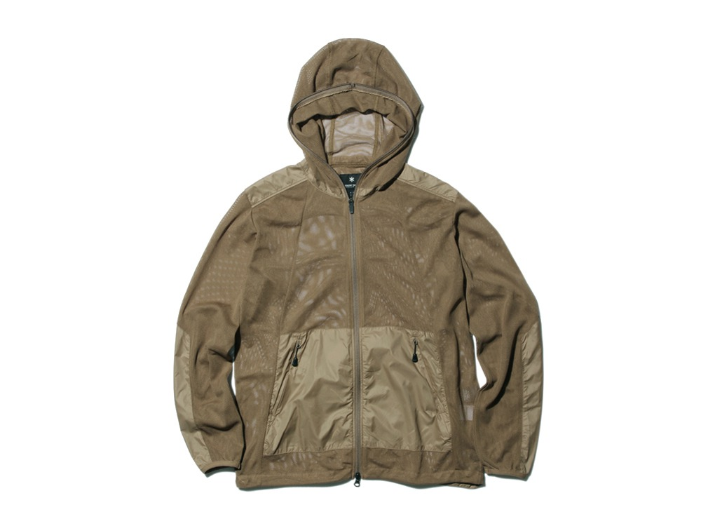 InsectShieldParka#3 1 Brown