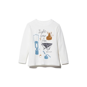 Kids Light your Fire Printed Tee 4 WH