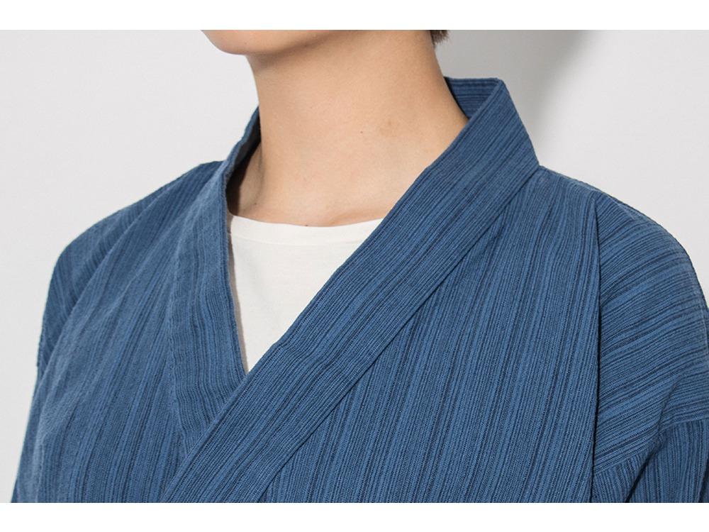 昔のワークジャケット(JIBAN)  L Blue